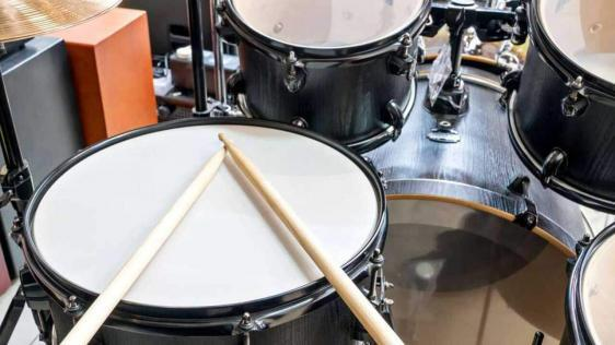 Drum for hardcore music snare