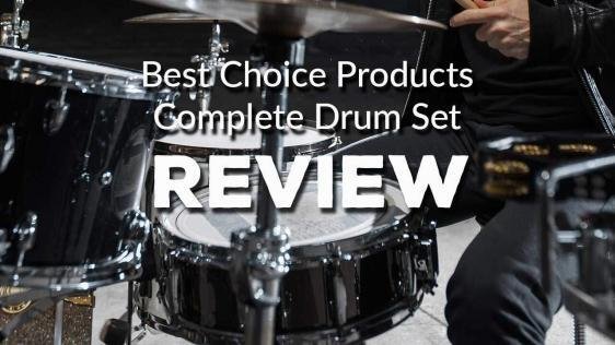 Best Choice Products Drum Set Review
