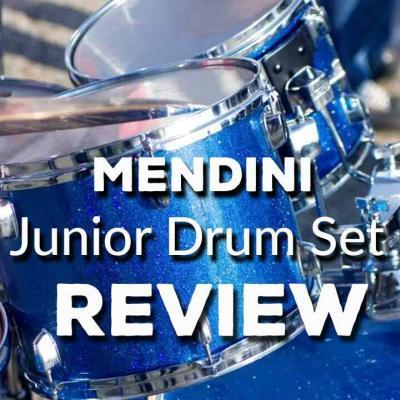 Mendini Junior Drum Set Review