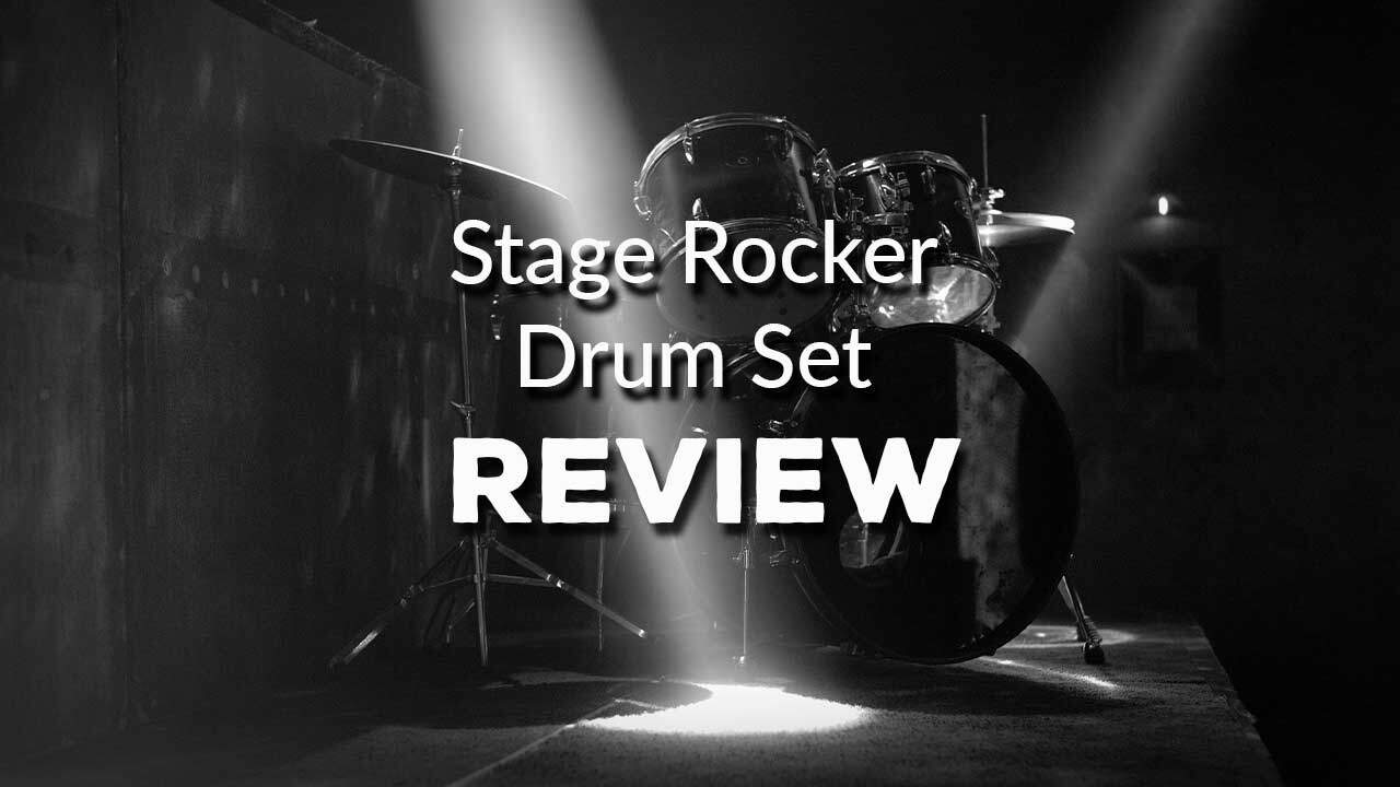 Stage Rocker Drum Set Review