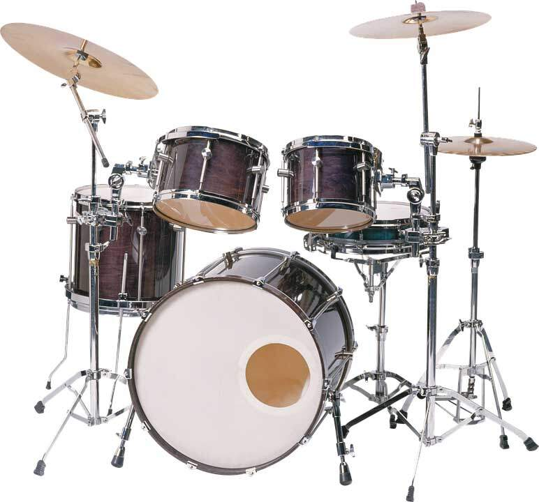 Drum set basic parts