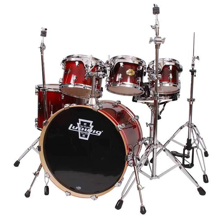fusion drum kit