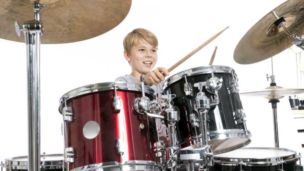 best children 39 s starter drum kits new percussionist. Black Bedroom Furniture Sets. Home Design Ideas