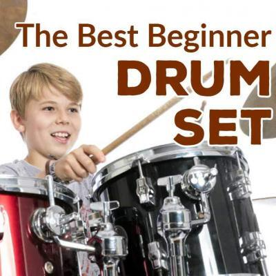 The Best Beginner Drum Set
