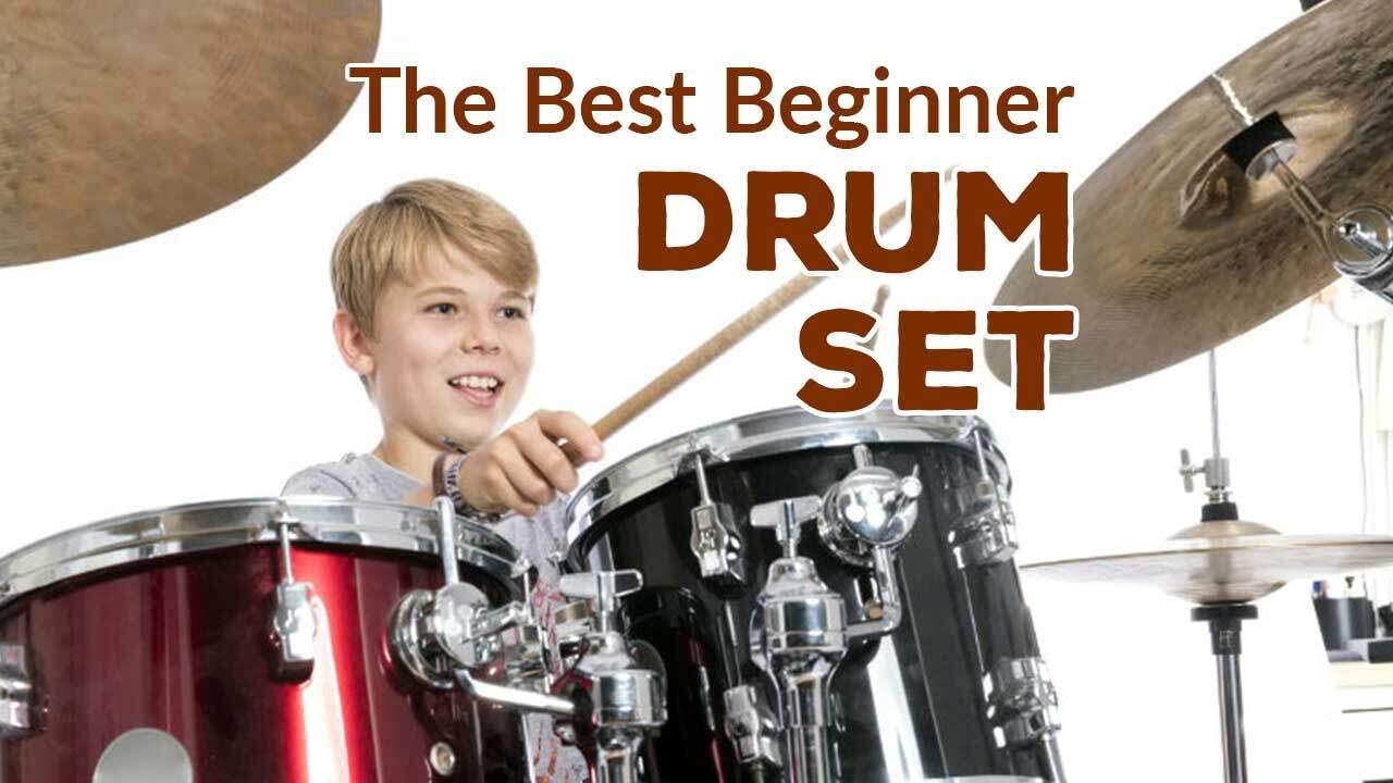 The Best Beginner Drum Set