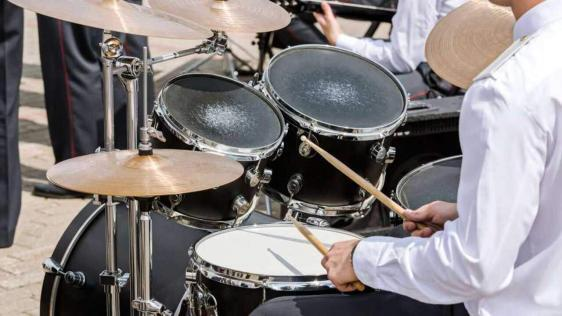 How to Learn Drums