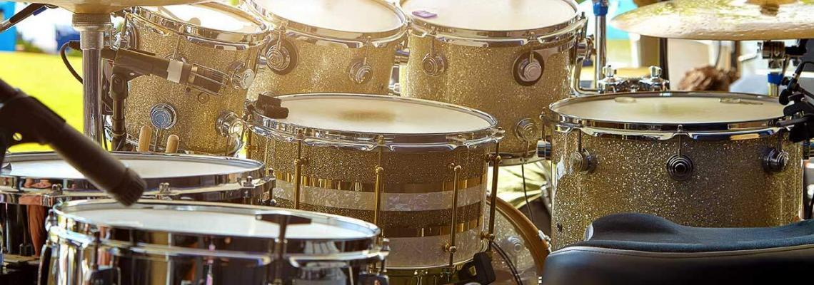 How to Tune a Drum Set