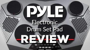 Pyle Electronic Drum Set Pad Review