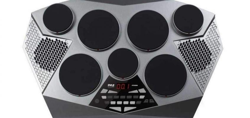 Pyle Electronic Drum Set Pad Review