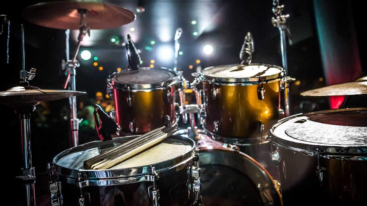 best professional drum set new percussionist