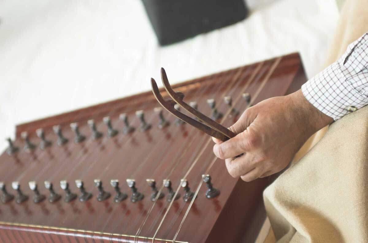 Persian percussion