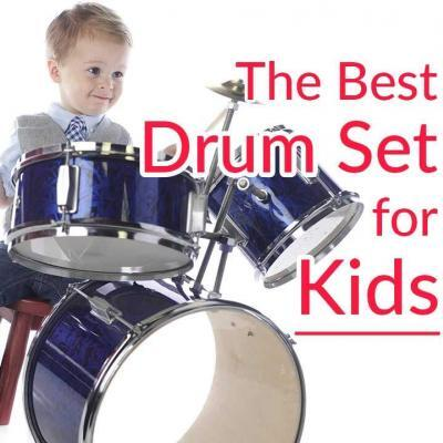 Best Drum Set for Kids v2