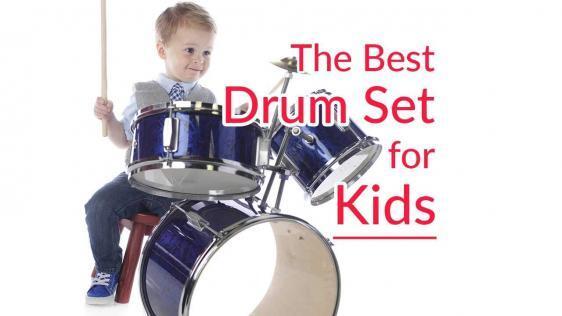 Best Drum Set for Kids v2