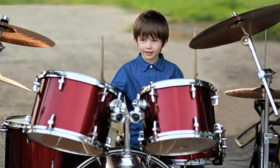 Who Invented a Drum Set Made Playing Much Easier