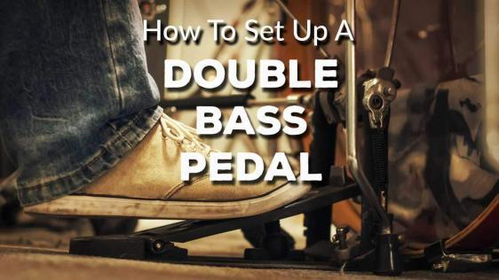 How To Set Up A Double Bass Pedal.psd