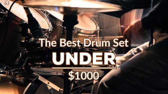 The Best Drum Set Under $1000 - NP