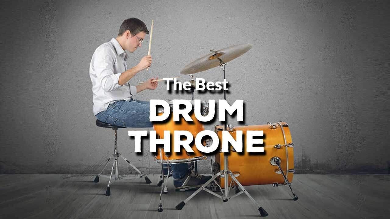 The Best Drum Throne