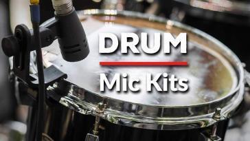 The Best Drum Mic Kit