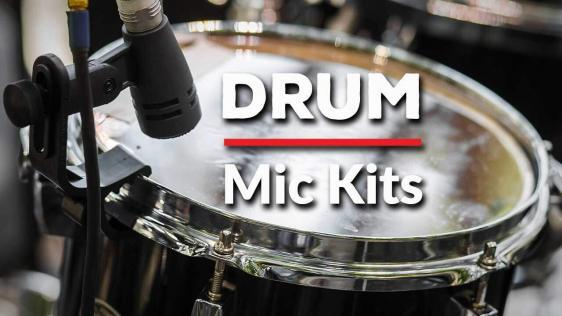 The Best Drum Mic Kit