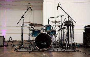 How to Mic a Drum Set the Right Way?
