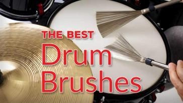 The Best Drum Brushes