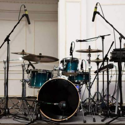 How to Mic a Drum Set the Right Way