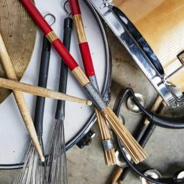 What Are Drum Brushes For?