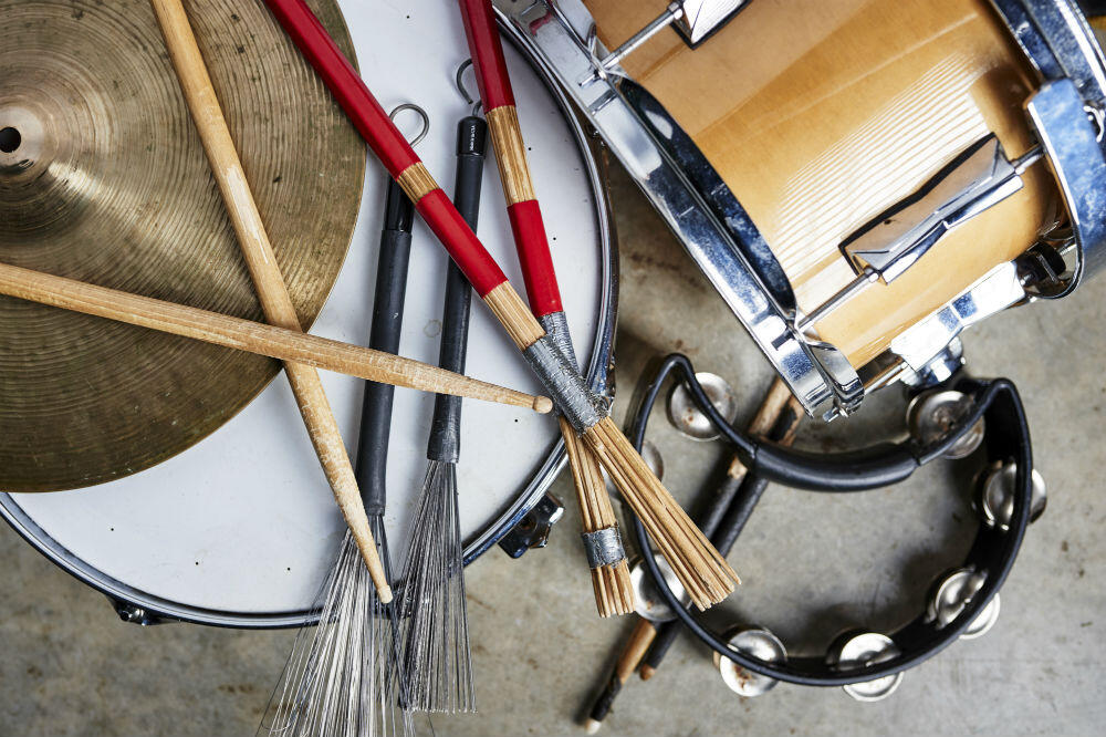 What Are Drum Brushes Used for